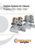 Festoon Systems for I-Beams Program 0350 | 0360 | 0364